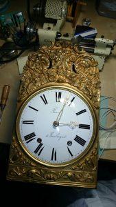 Uhrmacher Zifferblatt Service Graz