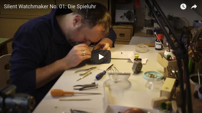 Vorschaubild zum Video: Silent Watchmaker