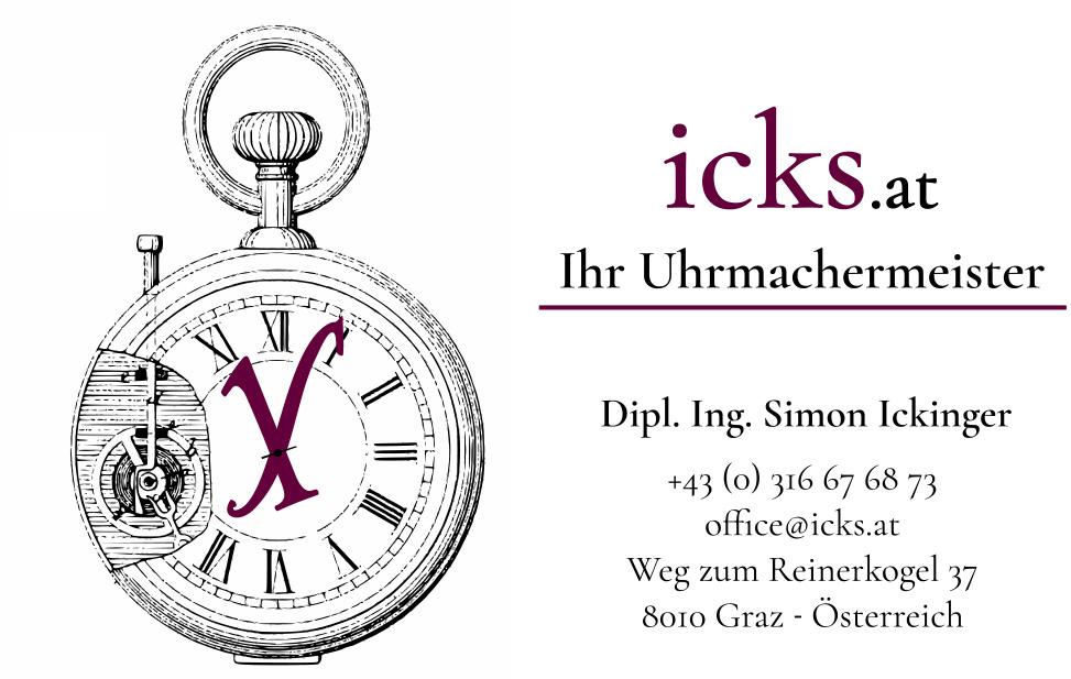 Dienstleistungen Für Privatkunden Icks At Ihr Uhrmacher
